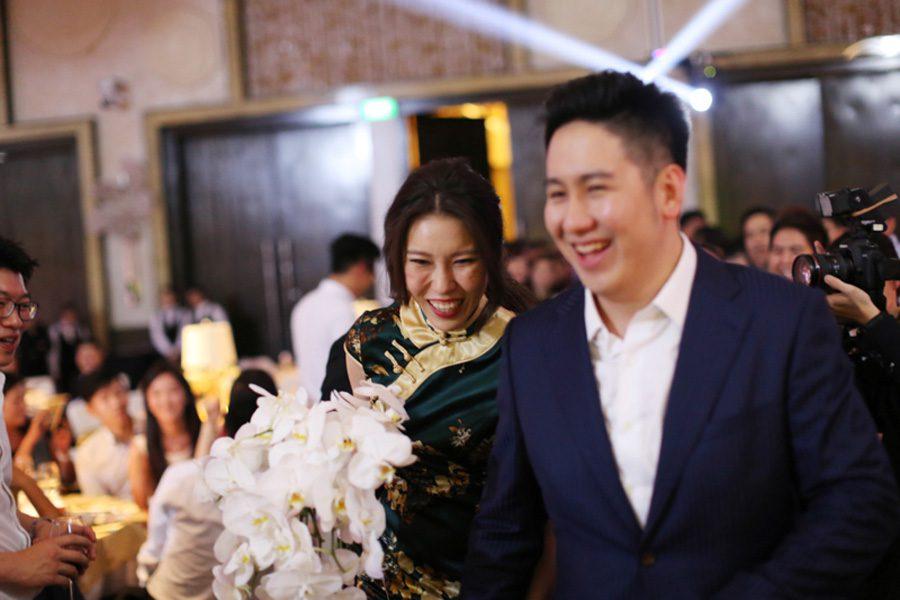 karina and haze wedding