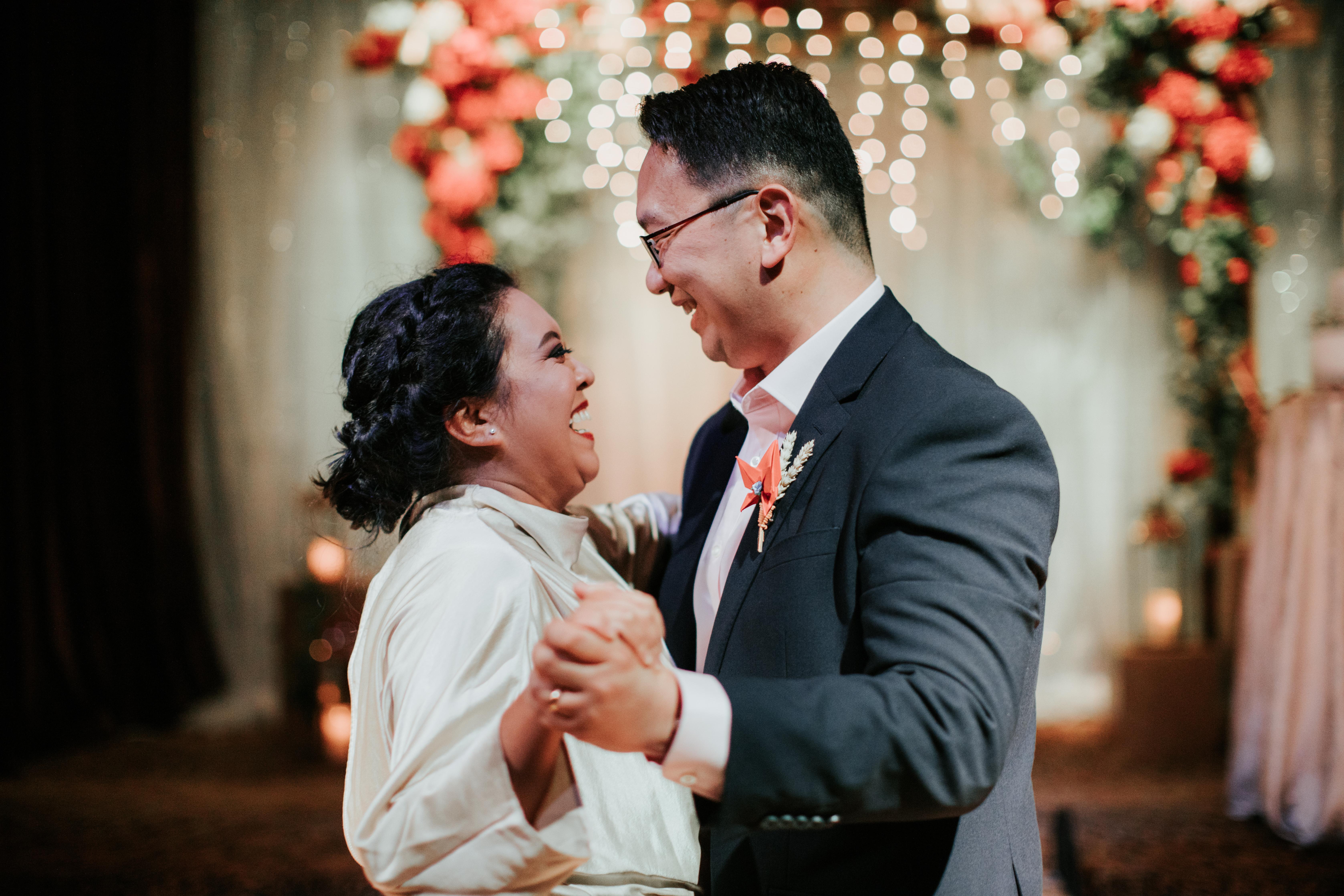 jess and wp wedding